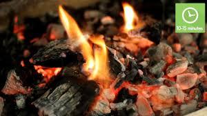 Как разжечь уголь для гриля - wikiHow