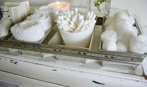 bathroom shabby chic decor ideas shabby chic bathroom making toiletries part of your bathroom decor