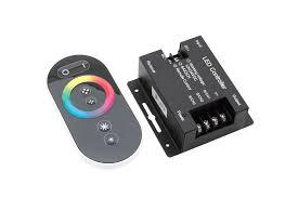 <b>Контроллер</b> для ленты RF-<b>RGB</b>-S-24A