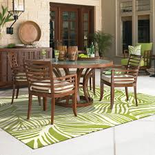 person outdoor dining set room table tommy bahama ocean club pacifica  person aluminum dining set