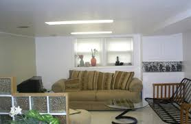 basement lighting ideas low ceiling basement ceiling lighting