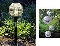 IFITech <b>Solar Garden Light</b> (Warm White): Amazon.in: Garden ...