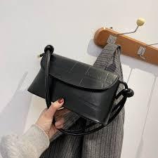 <b>Pu Leather</b>, Luxury Design, Women's Shoulder Bag, <b>2021 New</b> ...