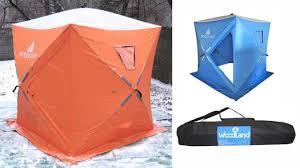 <b>Зимняя палатка куб Woodland</b> Ice Fish 4 New - YouTube