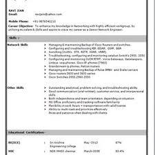 network engineer resume format  seangarrette conetwork engineer resume format resumeformat jpg