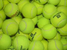 the different types of tennis balls hot shot tennis