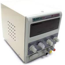 BAKKU <b>BK</b>-<b>1502DD</b> Digital Regulated <b>DC Power Supply</b> 5 volt 2.1 ...
