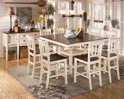 piece casual dining room set