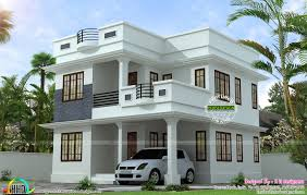 Neat and simple small house plan   Kerala home design and floor plansNeat and simple small house plan