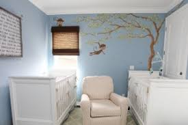 home office pictures 8 of 18 gender neutral nursery for twins ba room inside neutral chic organized home office