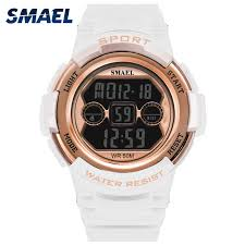 <b>SMAEL Watches Digital Sport</b> Wristwatch for Girls Digital-watch Best ...