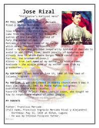The Tech Guy  Remembering Batang Rizal  Narrative Essay  Knights Of Rizal   Diamond Chapter