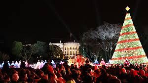 National Christmas Tree - President