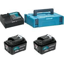 Набор 2 аккумулятора BL1041B+ <b>зарядное устройство DC10SB</b> ...