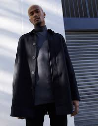 <b>Men's</b> Trench & Mac Coats| Long <b>Trench Coats</b> | ASOS