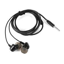 <b>K18 Mega Bass</b> Volume Adjustment In-ear Wired Earphone-buy at a ...