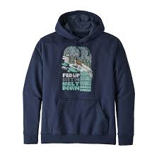 <b>Толстовка Patagonia Fed Up</b> With Melt Down Uprisal Hoody | www ...