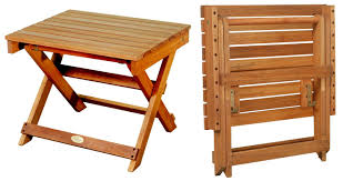 wood folding table chairs