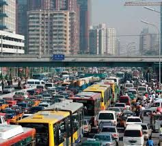 complaint letter to the civic authorities regarding heavy traffic jam