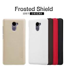 Купить <b>Бампер NILLKIN Super</b> Frosted Shield для Xiaomi Redmi 4