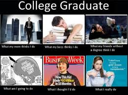 College Graduate #meme | 30th Birthday/Graduation Party Ideas ... via Relatably.com