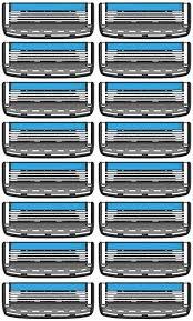 <b>Dorco Pace 4</b>- Four Blade Razor Shaving System- Value Pack (16 ...