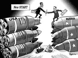 Image result for Russia USA CARTOON