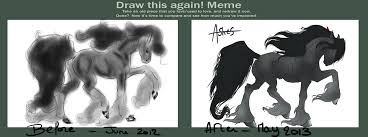 Draw this again meme - Ashes by Owl-Wood-Stable on DeviantArt via Relatably.com