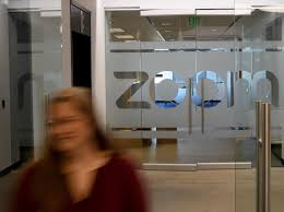 Zoom shares jump 80.5% above IPO price, open at $65.00 each
