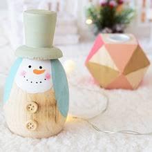 Рождественские украшения Рождество <b>Снеговик</b> Обои для ...