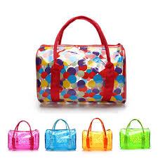 Clear Jelly <b>Handbag 2017</b> New PVC <b>Bags</b> Bolsas de Praia ...