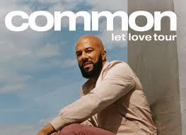 <b>Common</b> - <b>Let Love</b> Tour
