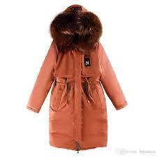 2019 <b>Brieuces 2018</b> Fur Hooded Woman <b>Winter Jacket</b> Women'S ...