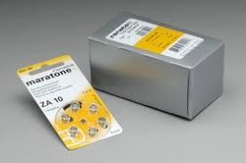 <b>ZA 10</b> BL-<b>6</b> (<b>батарейка</b> для слуховых аппаратов,1.4В, 90mAh ...