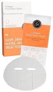 Grace & Stella <b>Маска тканевая для</b> лица с коллагеном Collagen ...