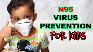 DIY <b>N95</b> Mask For <b>Kids</b> - How To Make A <b>N95</b> Respirator Mask ...