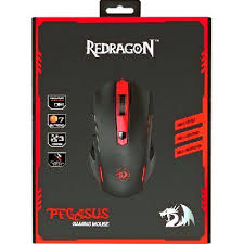 цены на <b>мышь Redragon Pegasus</b> USB Black (<b>74806</b>) - отзывы и ...