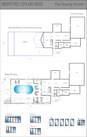 House Plans With Indoor Pools Plans Indoor Pool Sater Designs    plans indoor pool sater designs plans home house plans   indoor pools