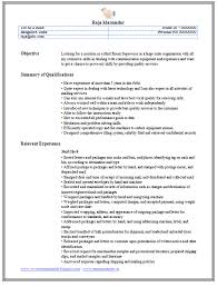 warehouse clerk resume bitwin co shipping and control my your fashion sample warehouse clerk resume