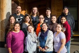 native american longhouse eena haws diversity cultural nal staff