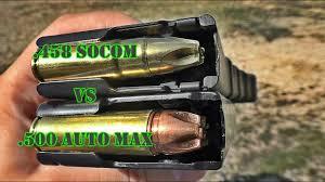 .<b>458</b> vs .500! SOCOM vs AUTO MAX! Pumpkins vs <b>Gallon</b> Jugs ...