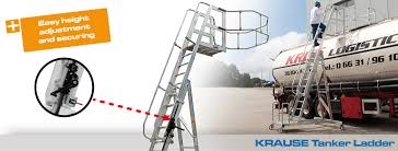 KRAUSE Ladders and scaffold systems