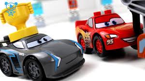 <b>Cars 3 toys cartoon</b> animation stop motion - <b>Cars 3</b> McQueen vs ...