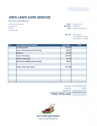 lawn care invoice template pdf blank invoice template lawn care invoice template all about template lawn care invoice template pdf