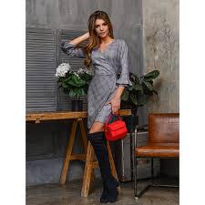 Интернет-магазин <b>Платье</b> Для женщины <b>AVEMOD</b> AV 679 ...