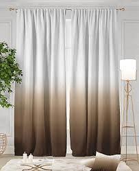 Купить <b>Комплект штор ТомДом Витти</b> (коричневый) в каталоге ...