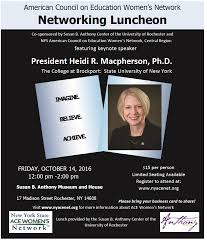 new york state ace women s network 14 2016 nys ace networking luncheon