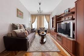 Apartment on Ligovsky prospekt near Obvodny kanal, Saint ...