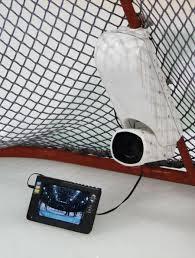 GoalNetCam - беспроводная <b>камера для установки в</b> ворота
