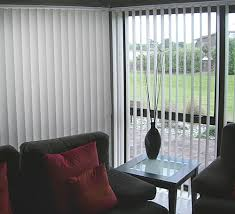 vertical patio blinds